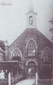 De eerste gereformeerde kerk te Marum (1852-1926)