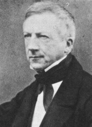 mr. Guillaume Groen van Prinsterer (1801-1876)