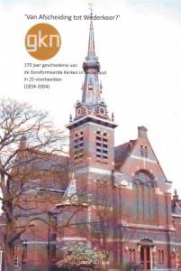 Website - Boeken - 'Van Afscheiding'