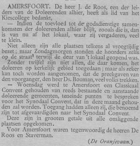 'De Heraut', 21 juni 1887.