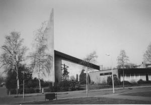 De Adelaarkerk (1972-2013)
