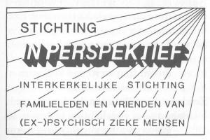 Het vignet van de Stichting 'In Perspectief'