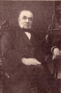 Colporteur-bijbellezer J. de Braal.