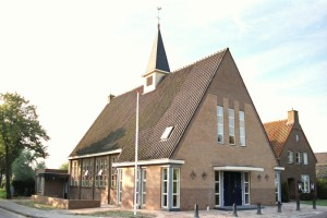De WEsterkerk te Eemdijk (1933-1945).