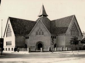 De nieuwe kerk (1929).