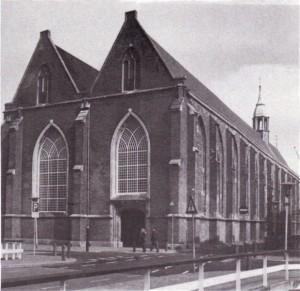De hervormde Broederkerk.