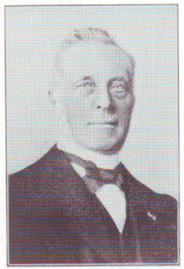 Ds. A. Littooij (1834-1909).