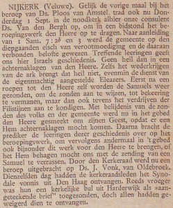 Uit 'De Heraut', 11 september 1889.