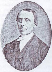 Ds. W. Kapteyn (1819-1906).