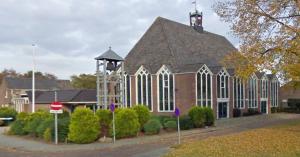 De Pauluskerk te Beilen.