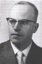 Ds. R. Ypma (1914-1996) Candidaat (1940-1941), predikant (1941-1944) te Pesse.