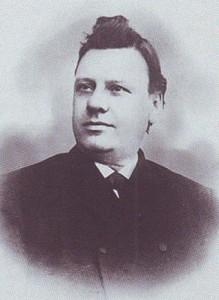 Ds. J. Osinga (1854-1929).
