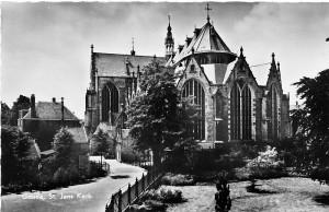 Gouda, de Sint Jan.