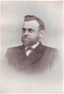 Dr. L.H. Wagenaar (1855-1910).