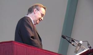 Ds. Jaap Zijlstra (1933-2015).