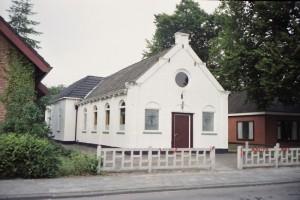 De gereformeerde kerk van Boelenslaan (-Drachtster Compagnie), die bij de vGKN behoort.