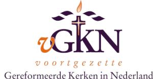 Het kerkzegel van de vGKN.