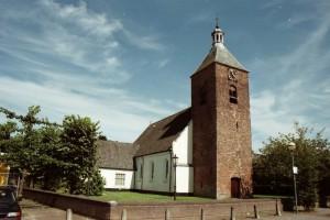 De Oude Dorpskerk te Bunnik (foto: Reliwiki, A. van Dijk).