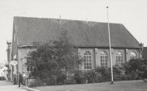 De gereformeerde kerk van 1879 aan het Marktplein (foto: Bob Bakker).