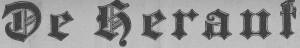 Het kerkelijk weekblad van dr. A. Kuyper (De Heraut) speelde ene niet te onderschatten rol bij (de voorbereiding van) de Doleantie.