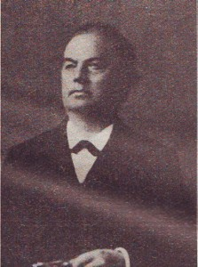 Ds. Th.D. Prins (1862-1929).