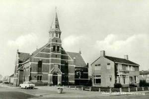 De voormalig gereformeerde (nu PKN-) kerk van Ulrum.