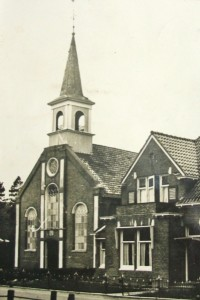 De oude gereformeerde kerk te Grootegast.