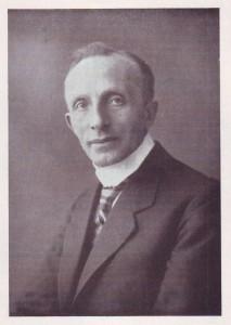 Ds. J. Gispen (1874-1935).