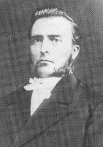 Ds. J. Groenewegen (1836-1907).