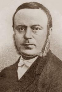 Ds. Helenius de Cock (1824-1894) 'stond' anderhalf jaar in Nieuwe Pekela.
