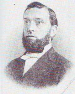 Rapporteur prof. M. Noordtzij (1840-1915).