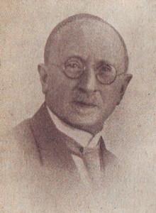 Ds. W.W. Smitt (1869-1935) was van 1900 tot 1903 provinciaal deputaat voor de evangelisatie.