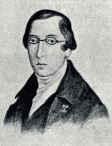 Ds. H.P. Scholte (1805-1868).
