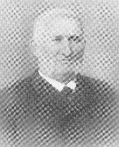 Ds. M. Brouwer (1828-1904).