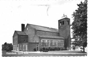 De Vredenbergkerk.
