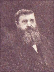Ds. G. Groot Nibbelink (1858-1928) was van 1905 tot 1926 provinciaal deputaat voor de Evangelisatie in Drenthe.