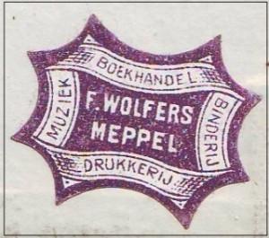 Drukkerij Wolfers te Meppel heeft in de loop der jaren veel drukwerk voor de evangelisatie geleverd.