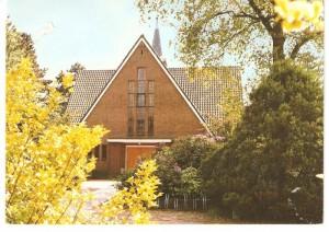 De gereformeerde Open Hofkerk te Wolfheze.