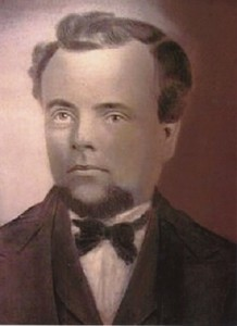 Ds. G.B. Mos (1811-1870).