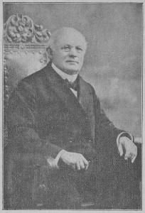 Ds. W.F.A. Winckel (1852-1945) van Oudewater institueerde in 1890 de Dolerende Kerk te Noordeloos.