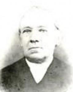 Ds. E. van de Kamp (1827-1912).