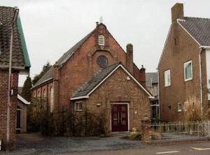 In 1893 bouwden de gereformeerden een eigen kerk aan de Botersloot.