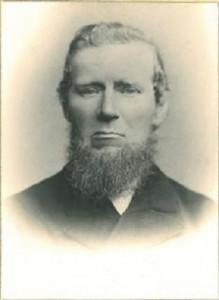 Ds. N.J. Engelberts (1831-1918).