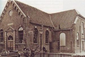 De Walkerk werd in 1878 vergroot.