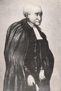 Ds. H.J. Budding (1810-1870) verbleef van 1848 tot 1851 in Michigan.