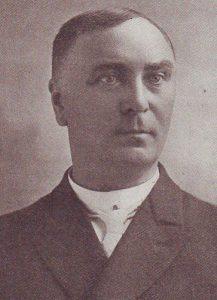 Ds. A. Keizer, van 1896 tot 1898 predikant te Drenthe (Michigan).