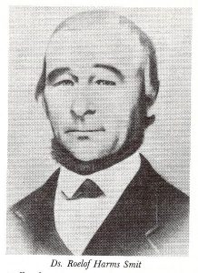 Ds. R.H. Smit (1815-1886).