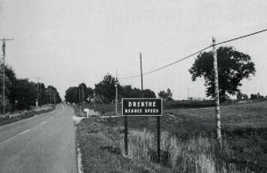 Drenthe plaatsnaam