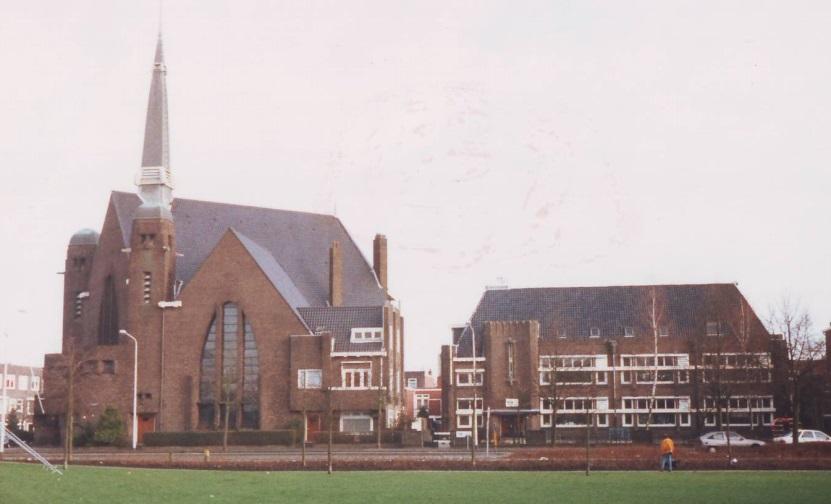 gebouw kerk groningen