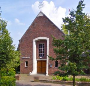 De gereformeerde Maranathakerk te Haaksbergen